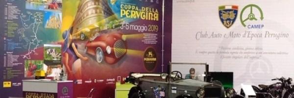 Presentata la Coppa della Perugina 2019 alla fiera di Padova